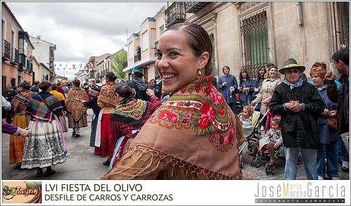 LVI FIESTAS DEL OLIVO - DESFILE DE CARROZAS . MORA 2012 by José-María Moreno García = FOTÓGRAFO HUMANISTA