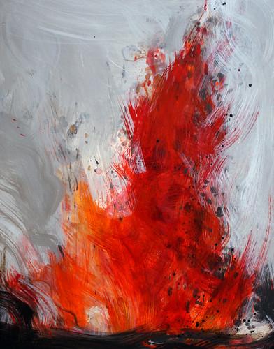 Volcanic paroxysm 4