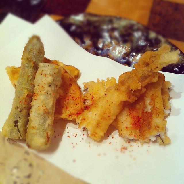 Mixed Tempura - Veggie