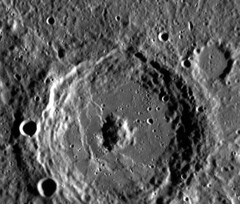 'Well Donne' on Mercury (NASA, MESSENGER, 08/02/11)
