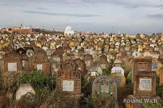 Salé - Cemetery