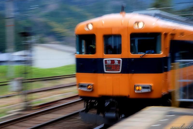 特急  長谷寺駅 - 奈良