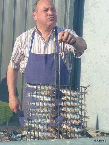 sardines - fête de la bonnotte