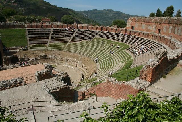 Taoarte 2013, Rigoletto in diretta RAI dal Teatro Antico di Taormina $