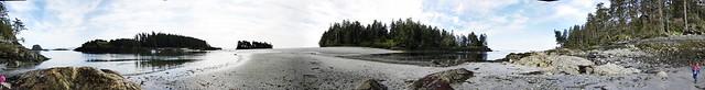 Lucy Island Panorama