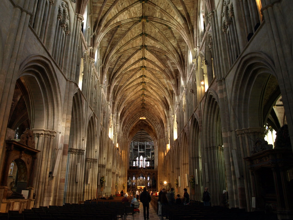 The gallery for --> Gothic Cathedral Interior Ruins