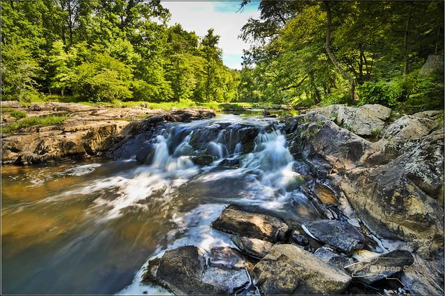 Eno River Falls - Durham  North Carolina   Flickr - Photo Sharing