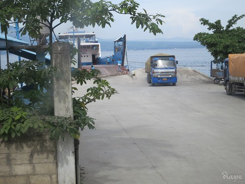 Ceres bus/RORO Ferry from Cebu to Dumaguete