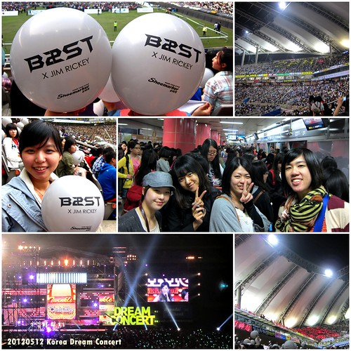 dream concert