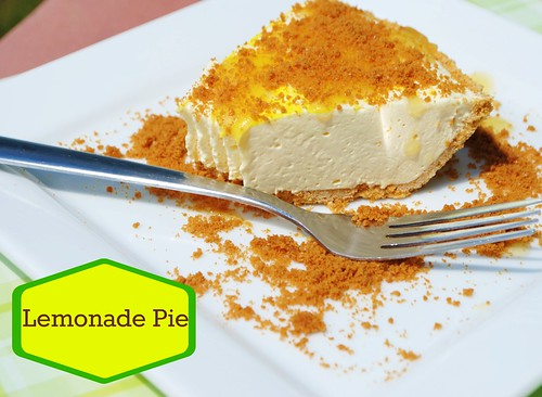 Lemonade Pie |  Licious Food