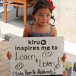 KLRU inspires me to... Learn & Listen.