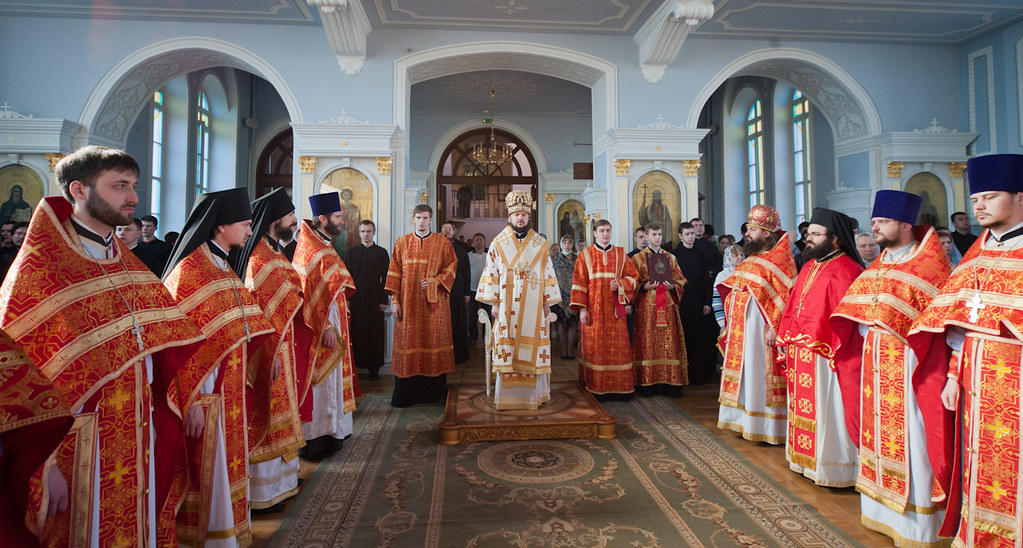 Собор духовенства