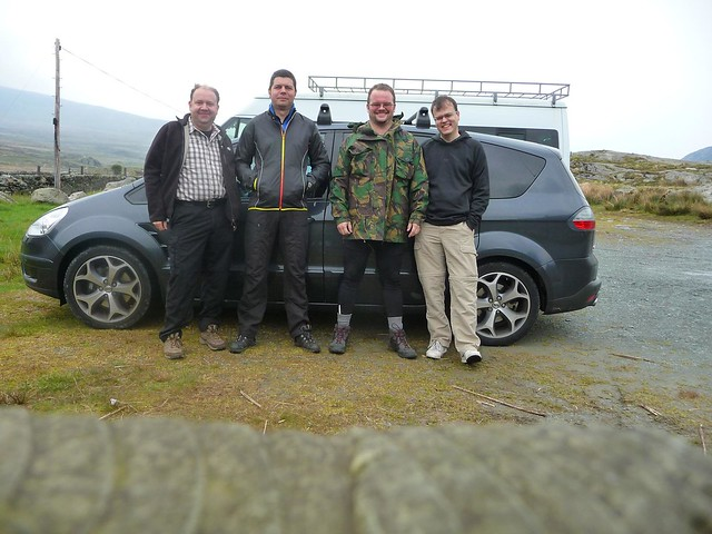 The Boys, Wales Spring 12
