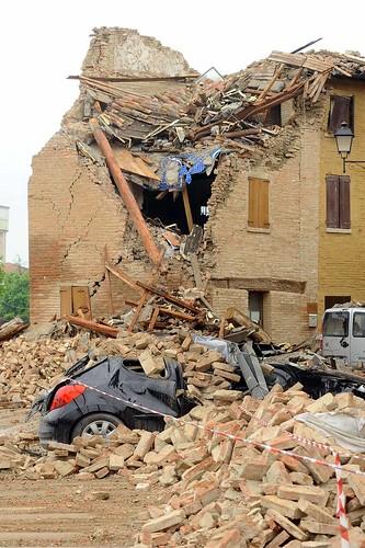 20 maggio 2012 - Il terremoto in Emilia Romagna