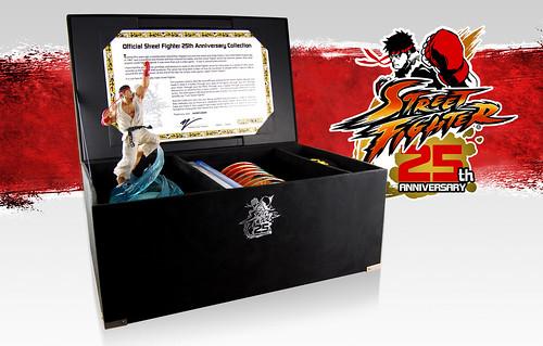 Street Fighter 25th