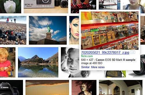 Google can help you find ideas for trying out with your camera
