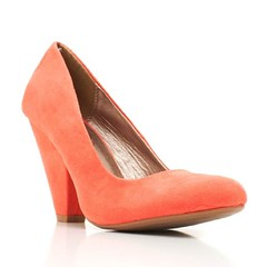 Every girl needs a coral shoes right??? Rooiiight!