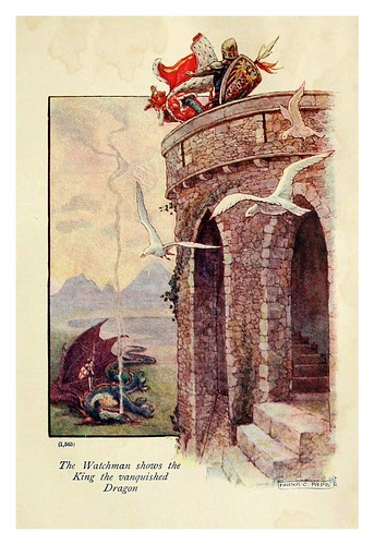006-The gateway to Spenser. Tales retold by Emily Underdown from The faerie queene of Edmund Spenser-1913