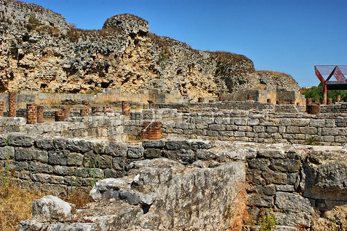 Ruínas romanas de Conimbriga by VRfoto