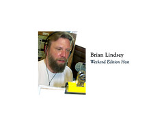 Brian Lindsey, Weekend Edition Host