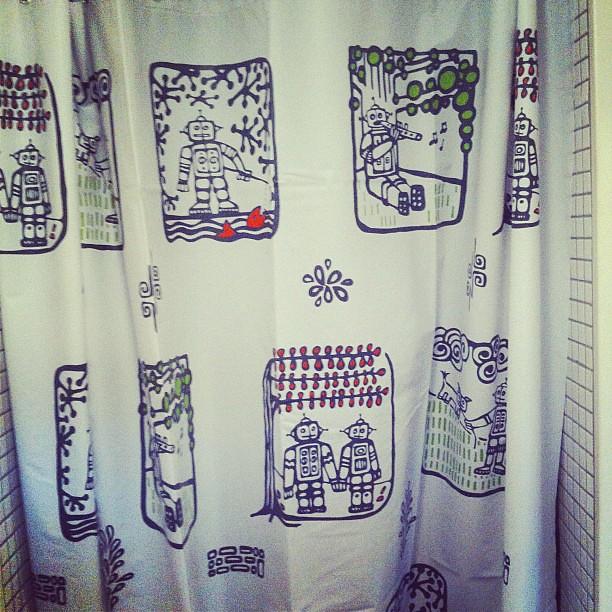 Boys Bathroom Shower Curtain Flickr Photo Sharing