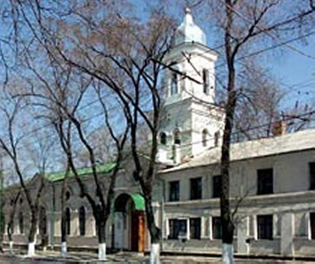 Biserica Sf. Vladimir > Foto din galeria `Principala`