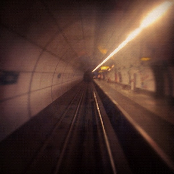 Best #emptyunderground yet
