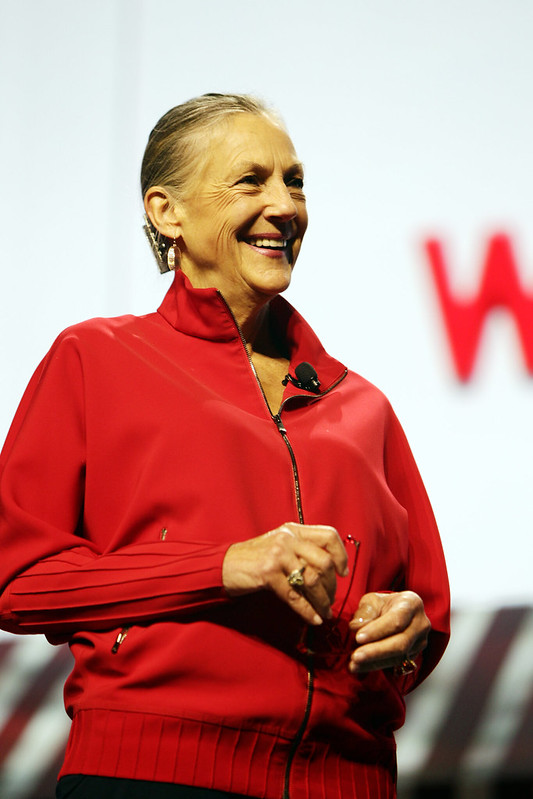 Alice Walton at Walmart Shareholders' Meeting 2012