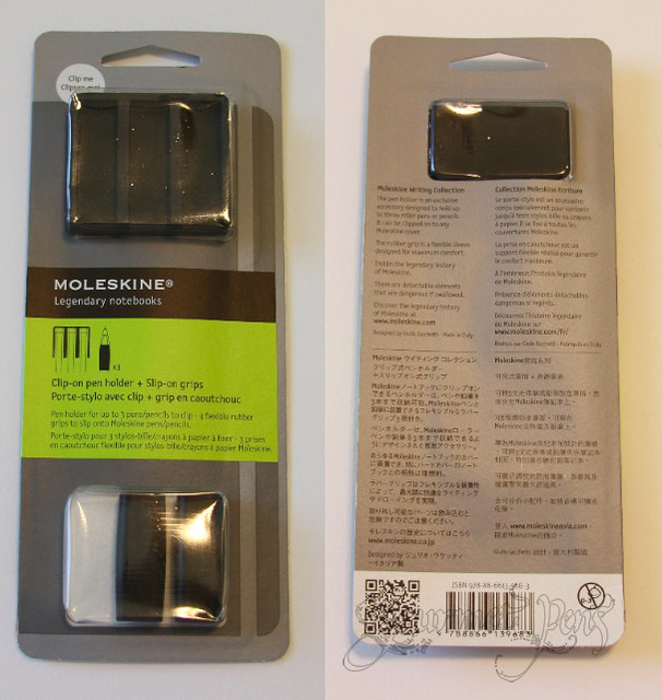 Moleskine Writing Accessories Packaging