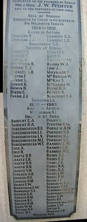 War Memorial Cambrai SA _stitch
