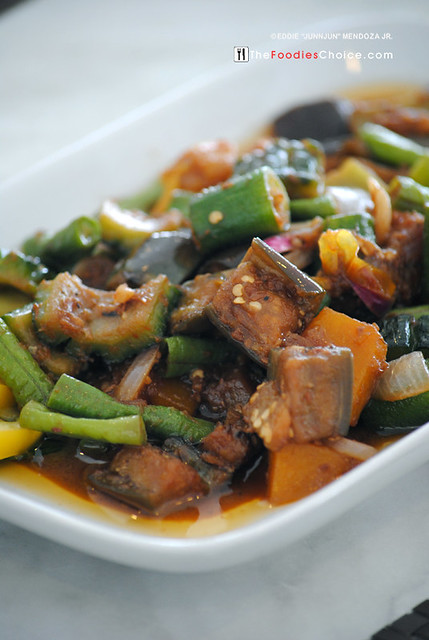Pinakbet at Ka-On Restaurant