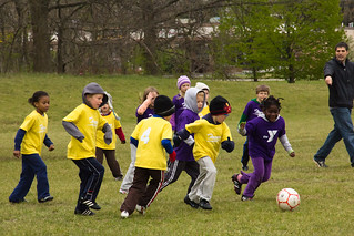 Lourdie Soccer Game April 28, 2012 3
