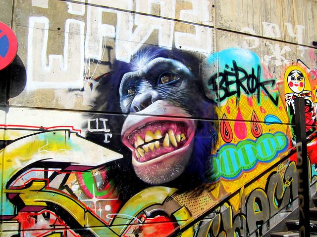 graffiti | berok | barcelona 2012