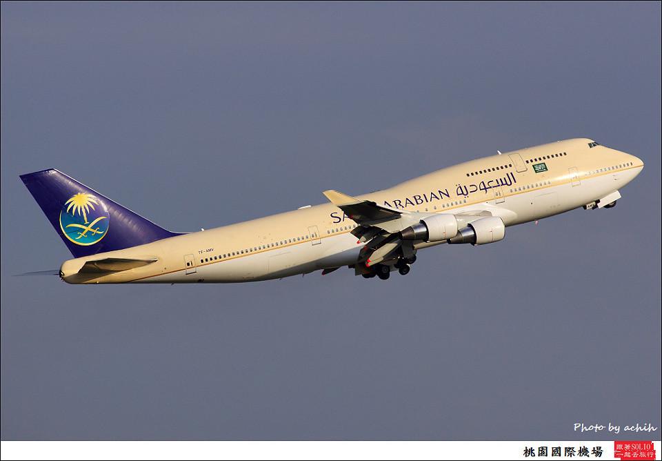沙烏地航空TF-AMV客機002