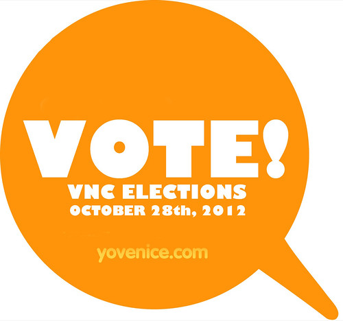 VNC Elections 2012