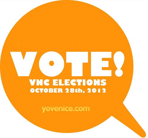 VNC Elections 2012