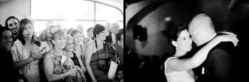 El baile nupcial de los novios en una boda en 2011 - Edward Olive Fotografia analogica artistica bodas Madrid España Barcelona Costa del Sol by Edward Olive Fotografo de boda Madrid Barcelona