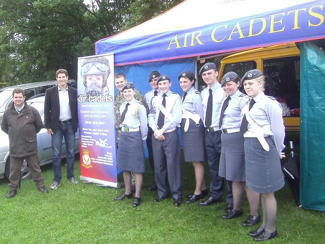 Air Cadets Squadron 2488 -- (Kingswinford) -- CLICK TO ENLARGE