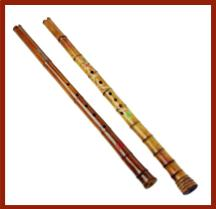 A Siao, a type of Chinese Recorder Flute