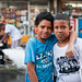 Mike and Robert: Hunts Point, Bronx by Chris Arnade