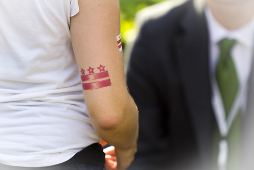 Flag Tattoos