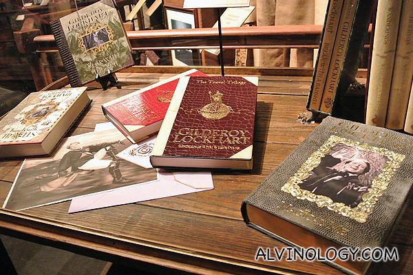 Books by Professor Lockhart