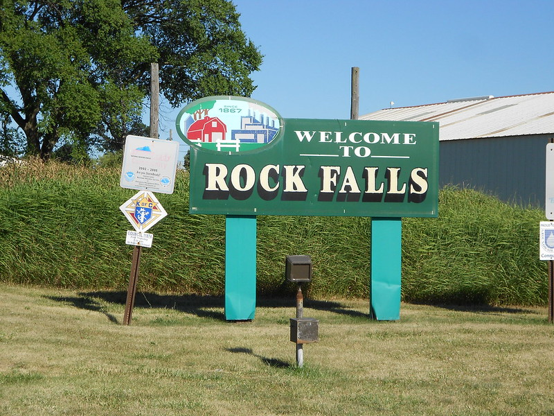 TLR tour USA, Day 28, Rock Island to Rock Falls