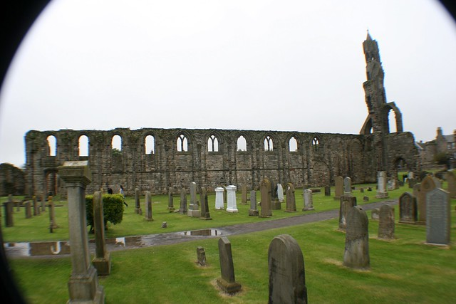 St Andrews Cathedral, Fife Coast