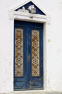 doors in Fira town