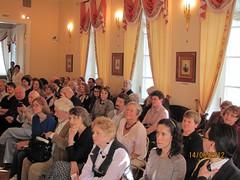 """Presentación del libro """"Paisaje caprichoso de la literatura rusa"""" (Antología)"""