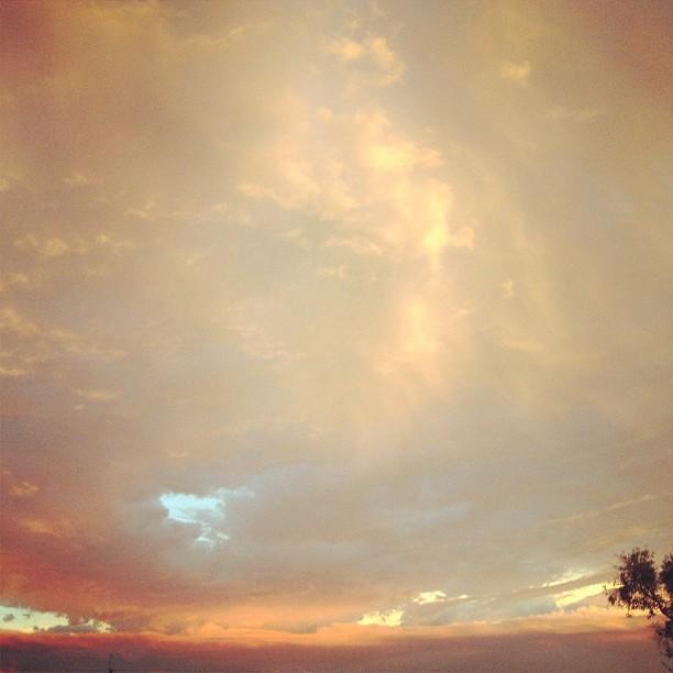 Sunset 6-27-12