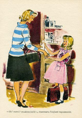 ALICE et la pantoufle d'hermine, by Caroline QUINE -image-50-150