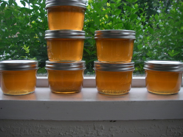 More Green Apple jelly