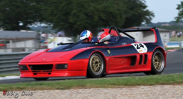 Ferrari 348 Barchetta (F119)